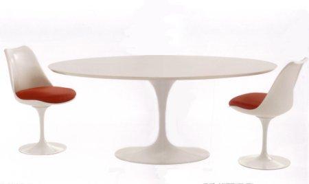 Tavolo e Sedie Tulip di Prospettive - Design Eero Saarinen - Arredamento & design