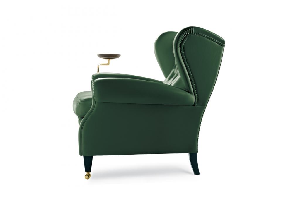 poltrona 1919 di poltrona frau design renzo frau. Black Bedroom Furniture Sets. Home Design Ideas