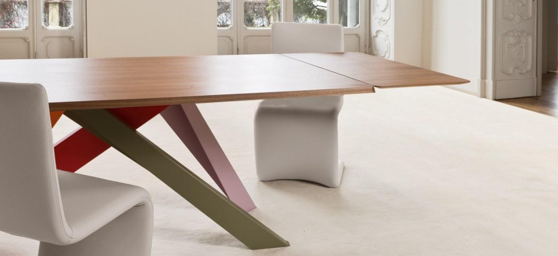 Tavolo Big Table di Bonaldo Design Alain Gilles - Arredamento & design