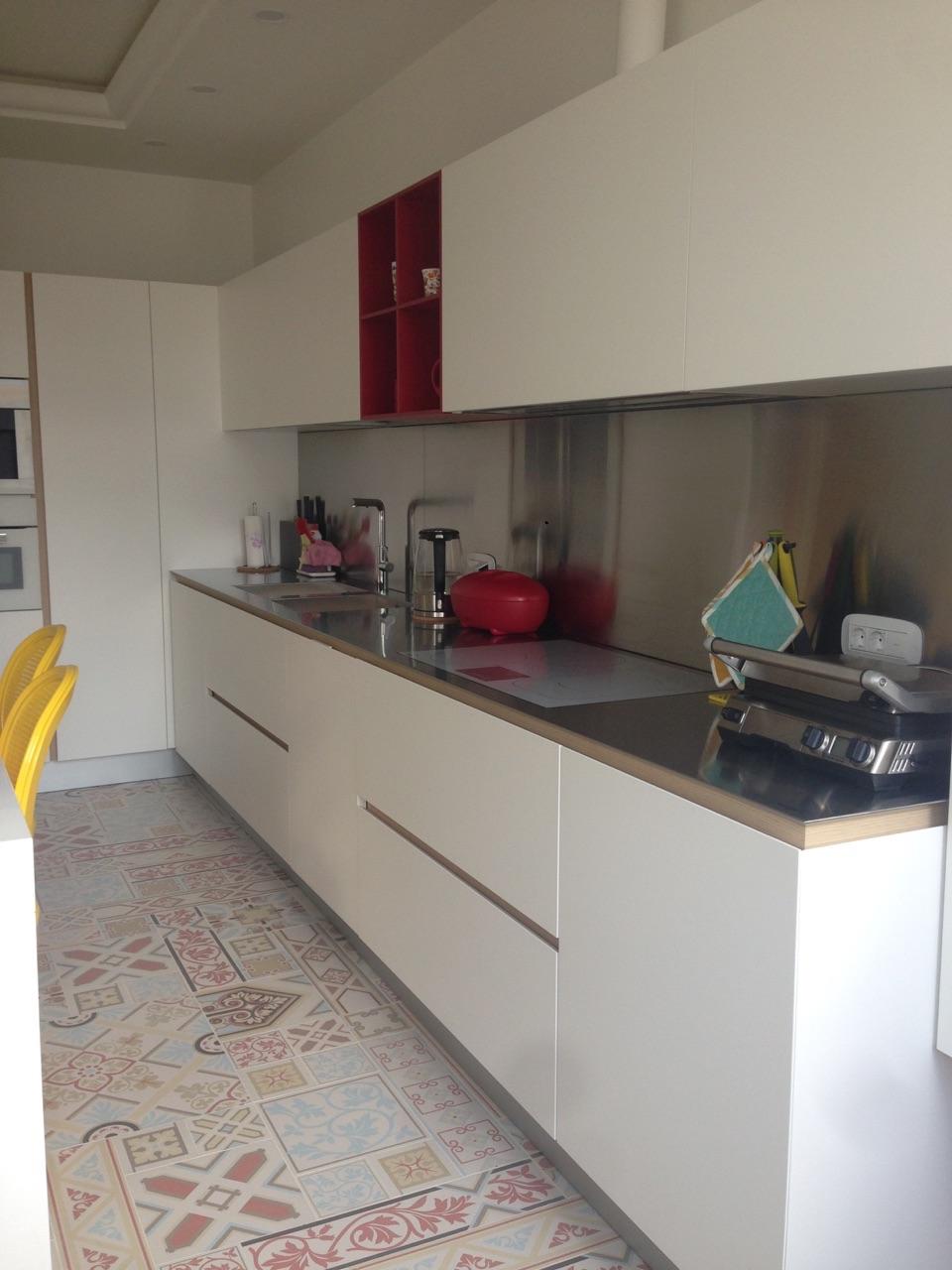 Arredatore interni zona giorno di un appartamento Mosca - cucine ...