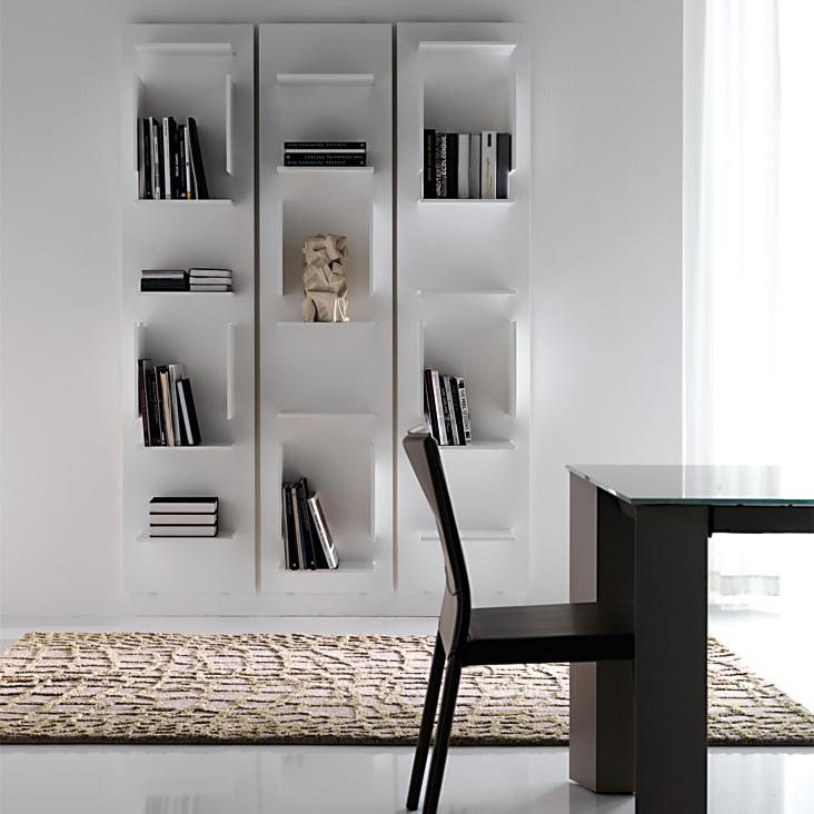 Libreria Fifty di Cattelan Design Luigi Trenti - Arredamento & design