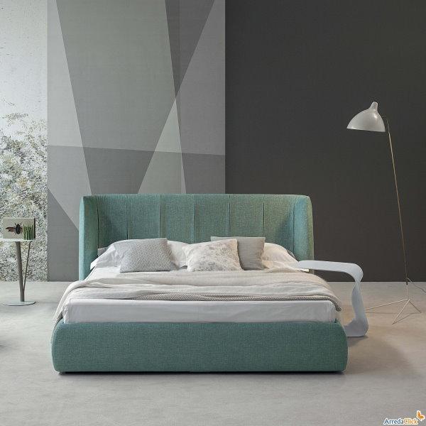 Arredamento zona notte bonaldo letto basket 1 for Arredamento notte
