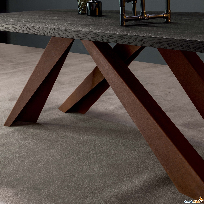 Tavolo big table di bonaldo design alain gilles arredamento design - Tavolo bonaldo big table ...
