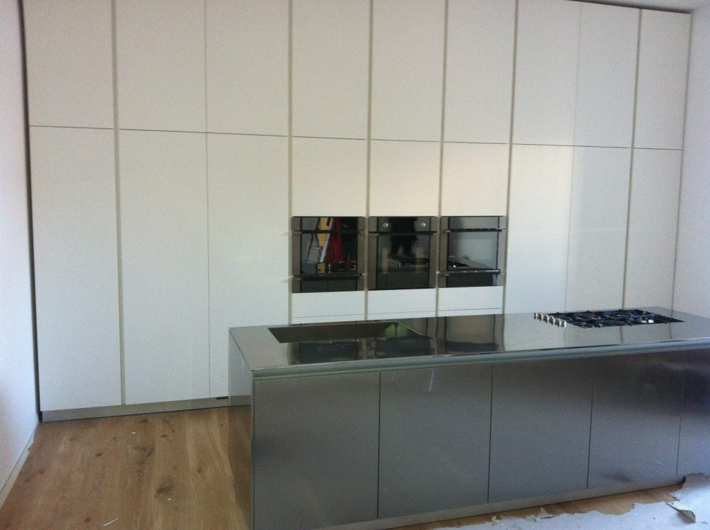 Cucine varenna cucina moderna cucine moderne arredamento for Lampadari x cucina moderna