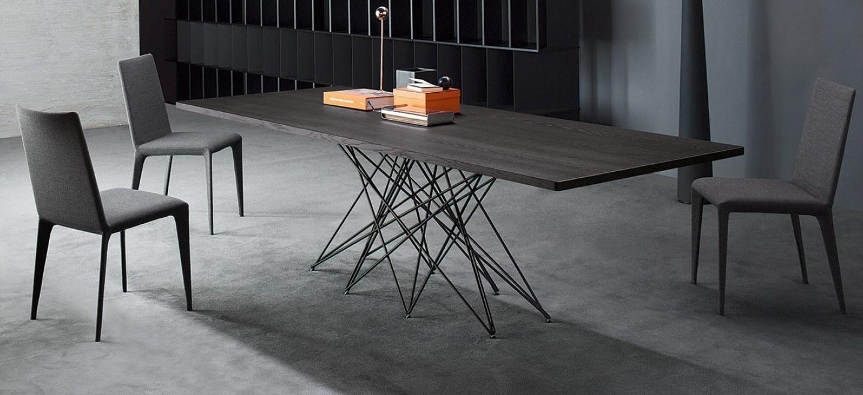 tavolo-design-octa-legno - Arredamento & design