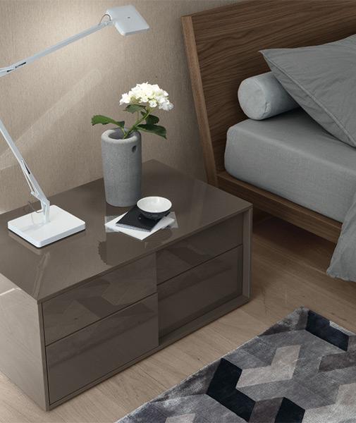 Comodini plan camere jesse 1 arredamento design for Planner arredamento