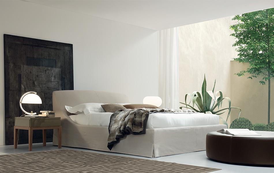 Comodino de ville camere jesse 2 arredamento design for Jesse arredamento