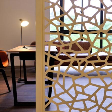 High Quality Separè Moucharabieh Di Poltrona Frau Design Jean Marie Massaud