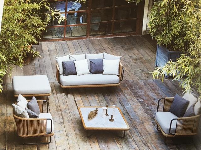 Arredo per esterni verande giardini piscine arredo luxury for Arredamento di esterni