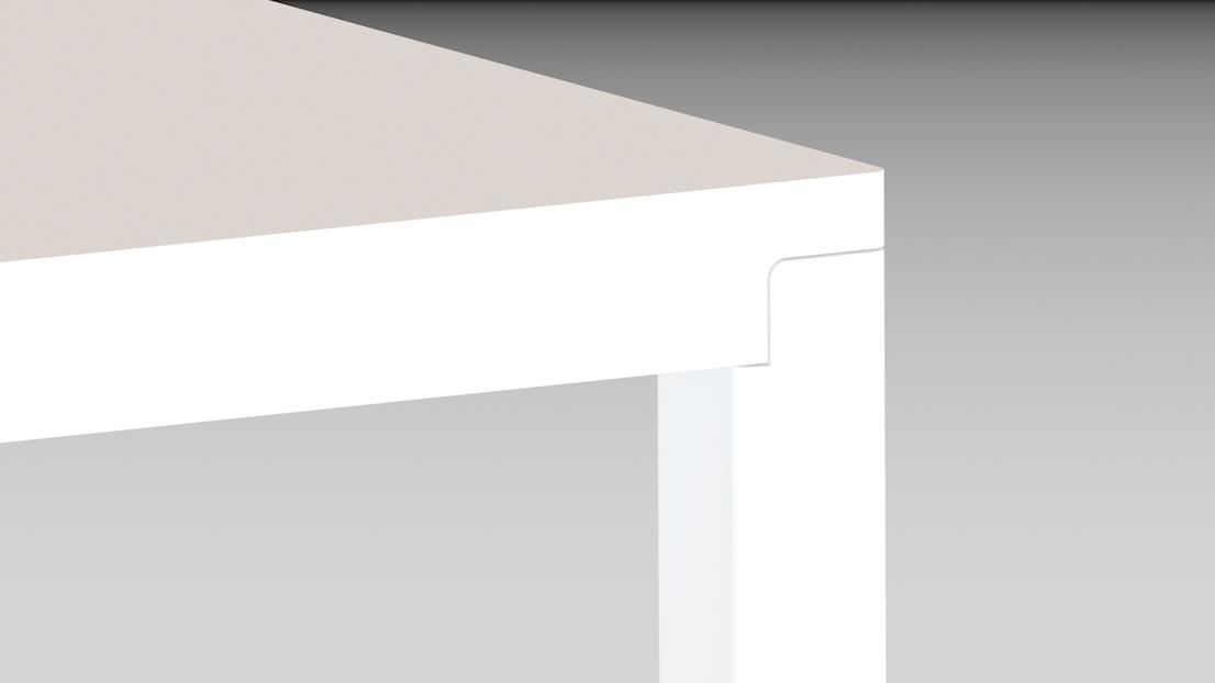 Tavolo 25 di desalto design bruno fattorini and partners arredamento design - Tavolo desalto 25 prezzo ...