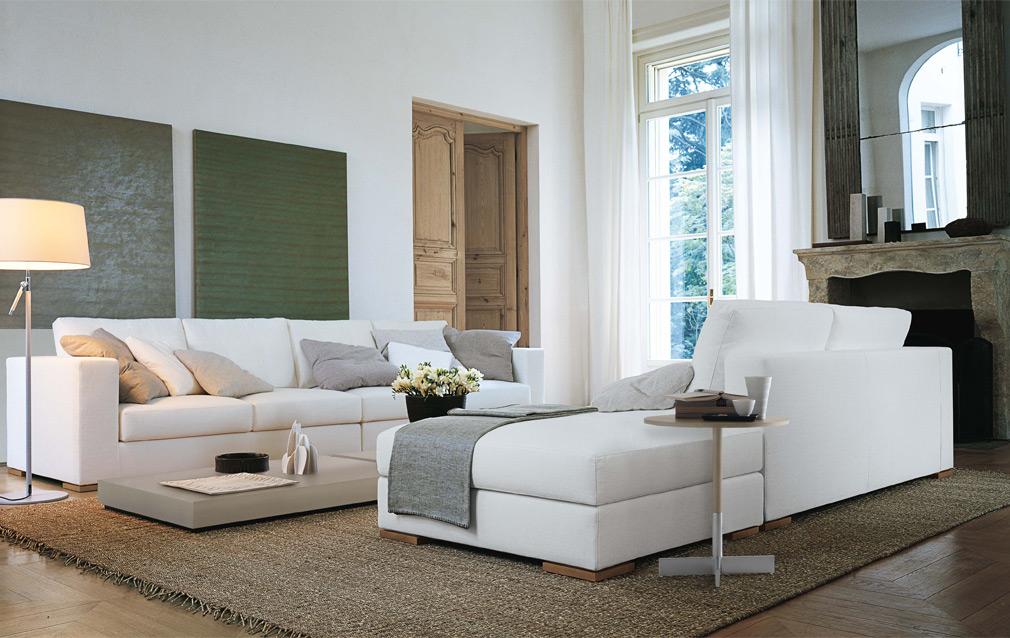 Divano alfred di jesse design centro ricerca jesse for Divani in vera pelle