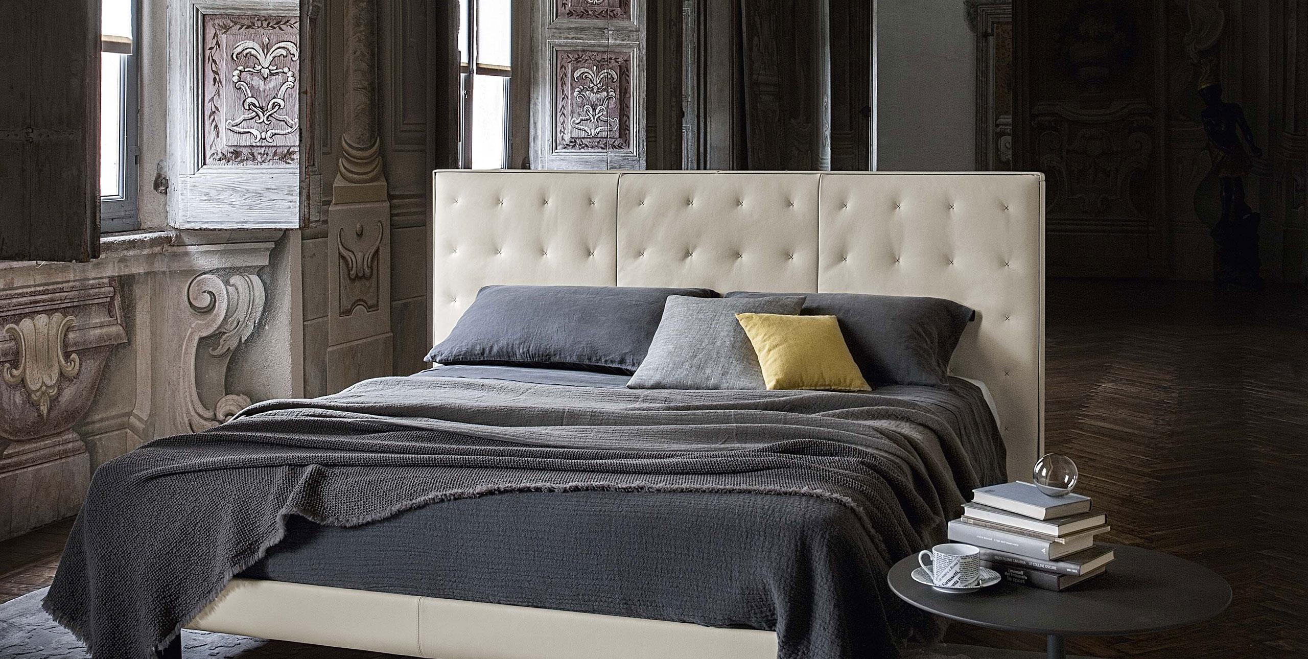 Letto jack di poltrona frau design jean marie massaud - Poltrona che diventa letto ...