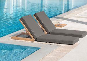 Arredamento da esterno: piscine