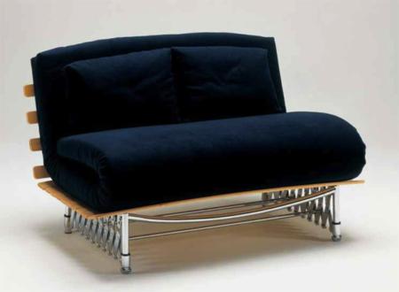 Poltrona letto tira molla di biesse design lucci e - Biesse divani letto ...