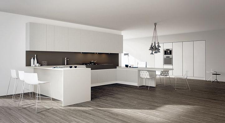 Simply b2 arredamento design - Cucina incassata ...
