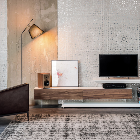 mobile porta tv Archivi - Arredamento & design