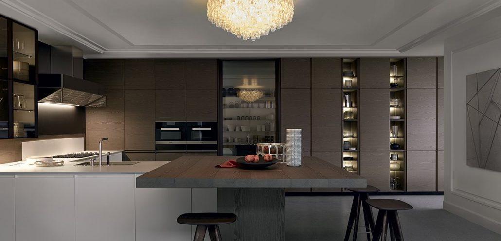 Il design in cucina - la progettazione della cucina - zona cucina ...