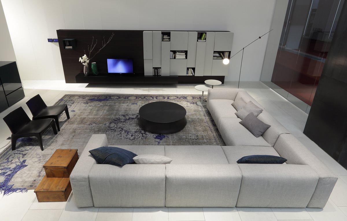 Divano Bolton di Poliform Design Giuseppe Viganò - Arredamento & design