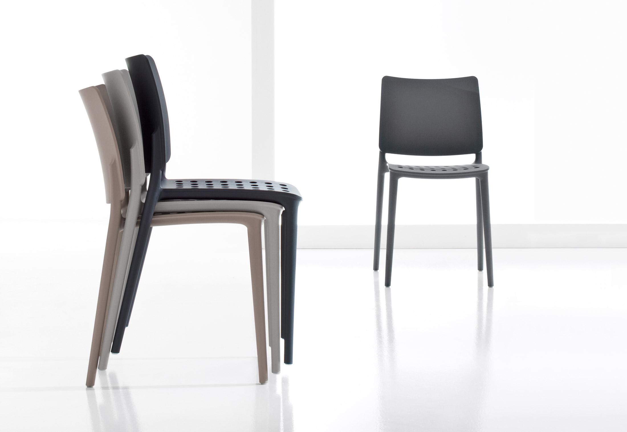 Sedie blues bonaldo sedia blues xo xoxo di bonaldo design for Sedie xo design