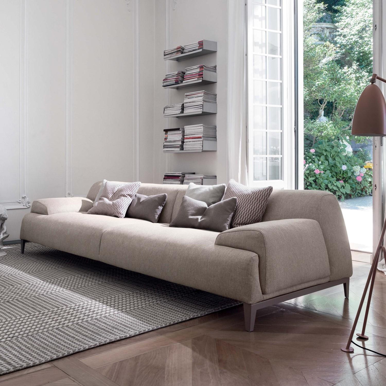 Divano cave di bonaldo design mauro lipparini arredamento design - Divano letto design ...