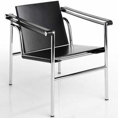 Poltroncina LC1 di Prospettive Design Le Corbusier - Arredamento ...