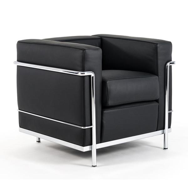 Poltroncina LC2 di Prospettive Design Le Corbusier - Arredamento ...