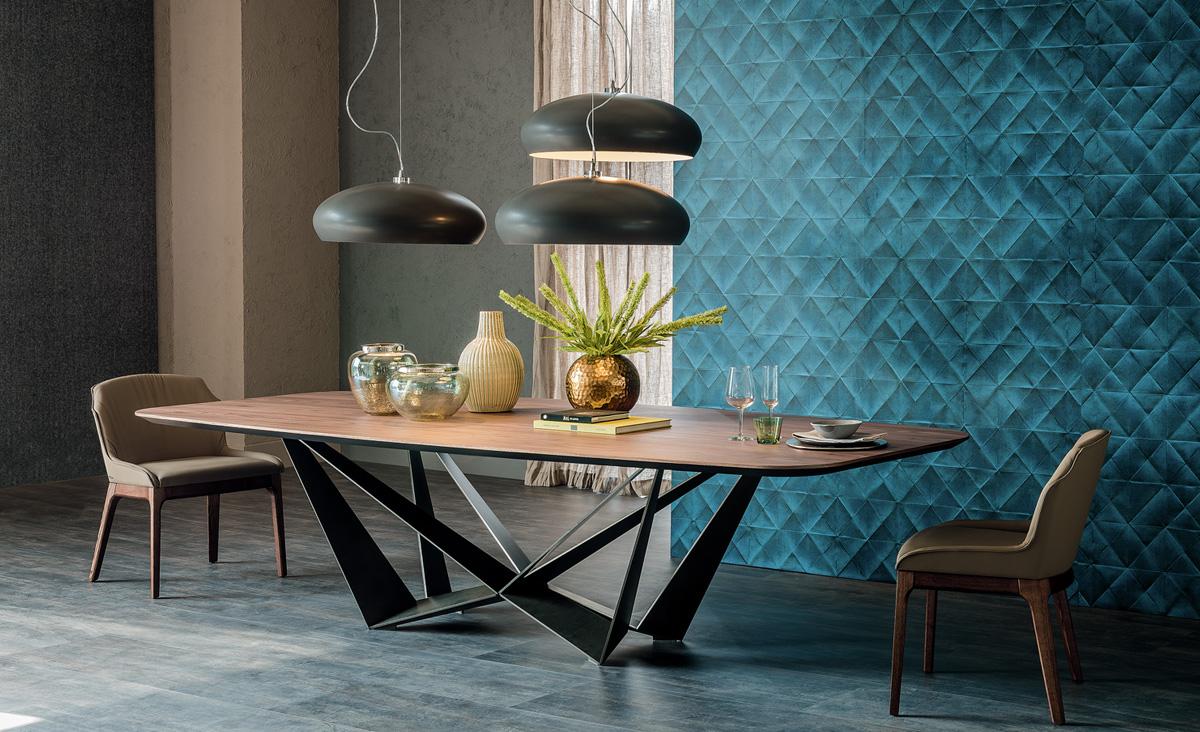 Tutti a tavola tavoli e sedie nel design arredamento design arredo in - Tavoli design famosi ...