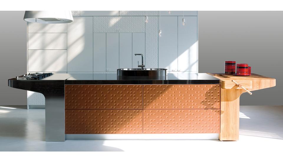 Cucina mesa di schiffini design alfredo haberli arredamento design - Schiffini cucine ...