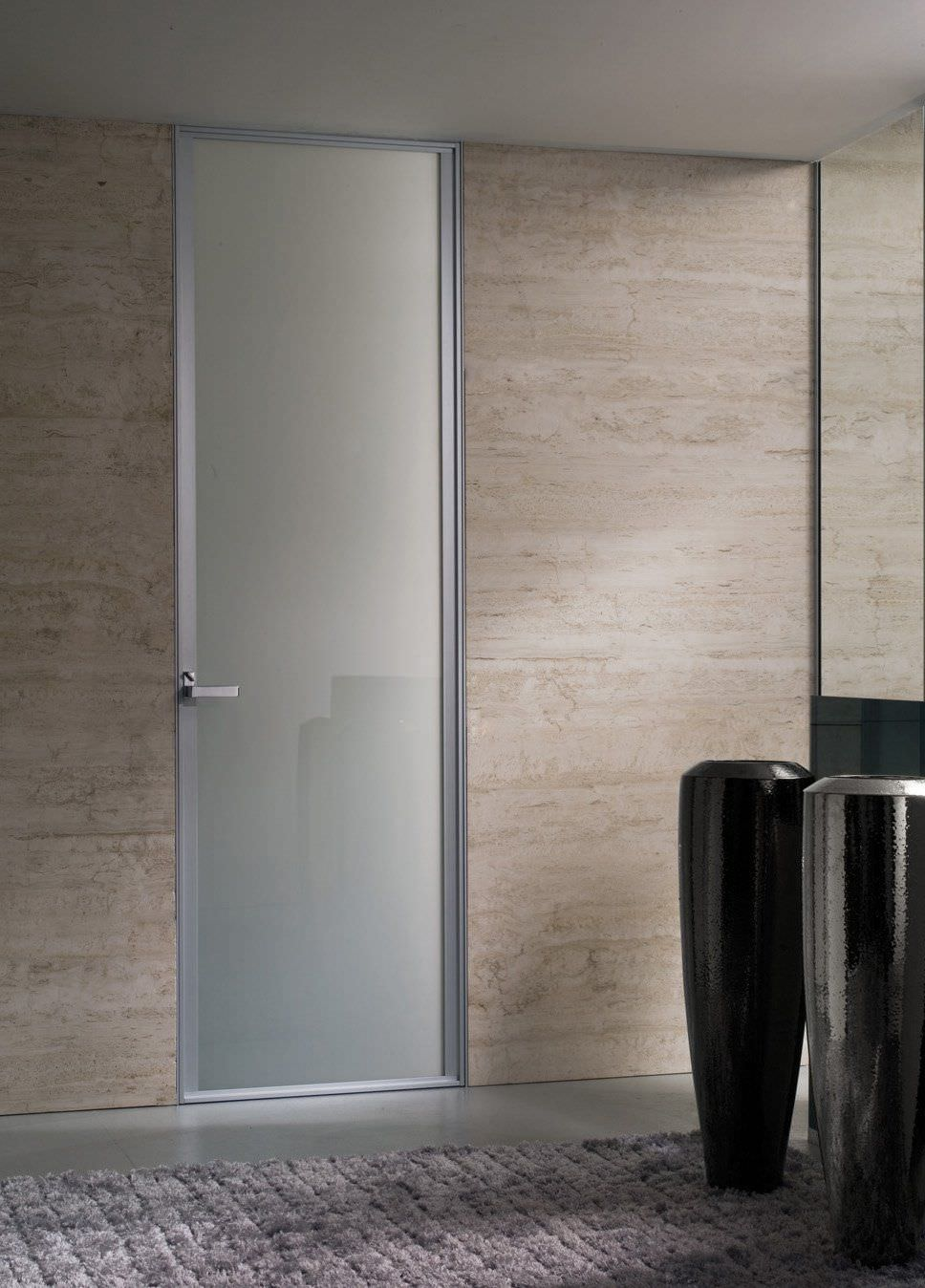 Porta Cristal Serie 350 Di Longhi Design Enrico Cattaneo