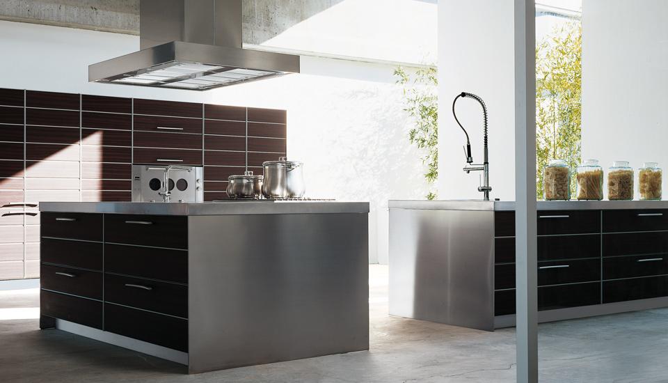 Cucina soviore di schiffini design vico magistretti arredamento design - Schiffini cucine ...