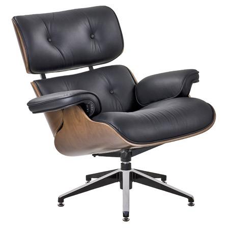 Poltrona Di Eames.Poltrona Lounge Chair Di Esedra By Prospettive Design Charles Eames