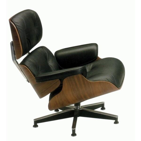 Poltrona Lounge Chair di Esedra by Prospettive Design Charles Eames ...
