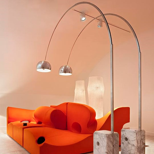 Awesome Lampada Arco Flos Prezzo Gallery - Ameripest.us - ameripest.us
