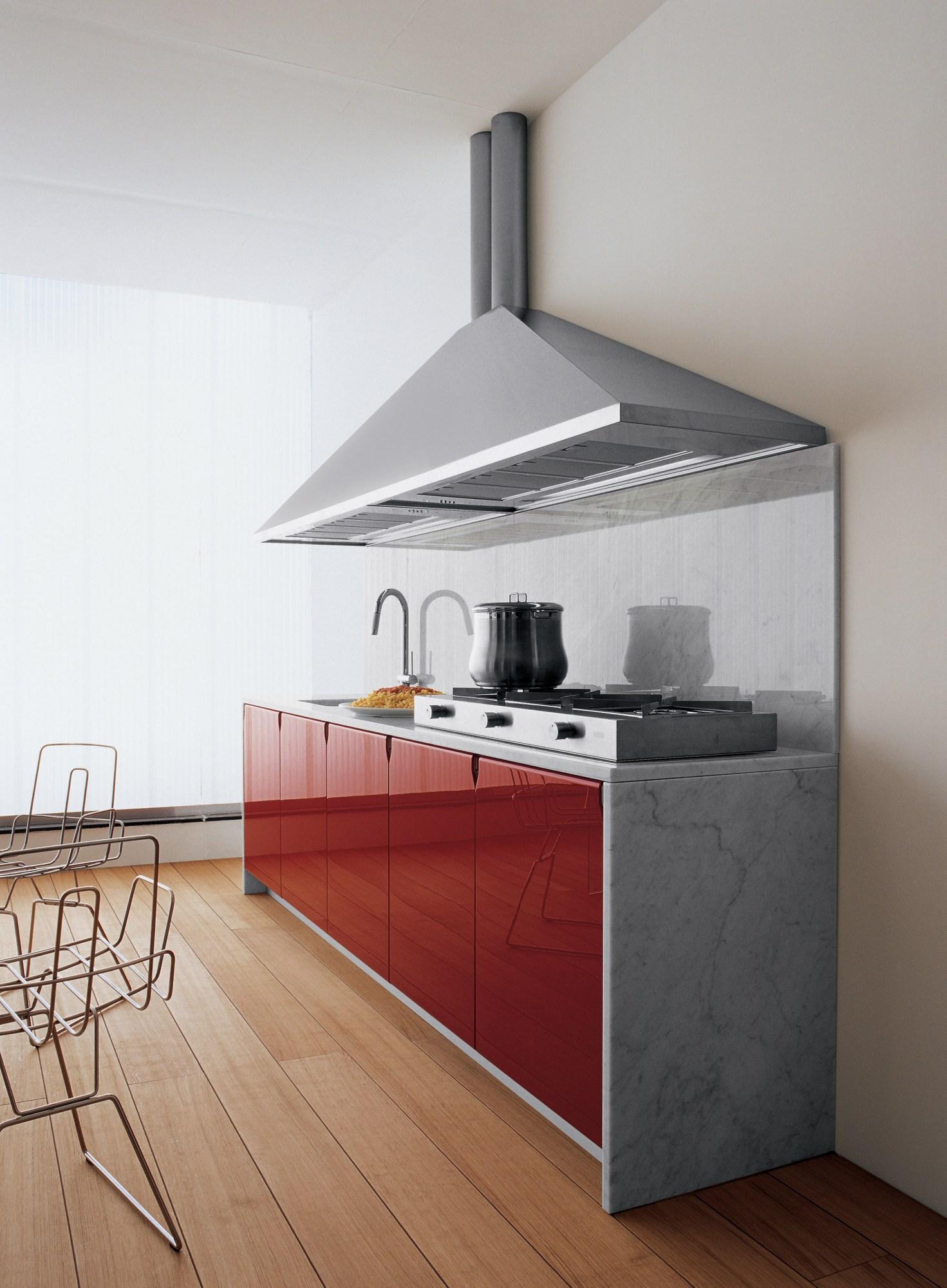 Cucina Cina di Schiffini Design Vico Magistretti - Arredamento & design