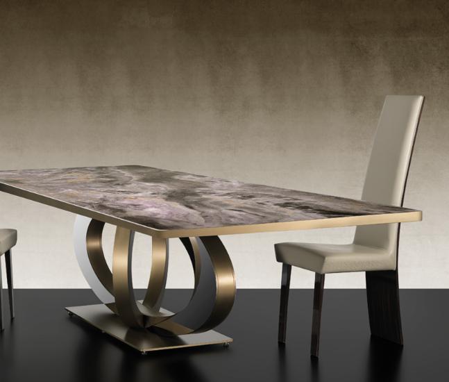 Reflex Arredamento Tavoli.Tavolo Galassia 72 Di Reflex Design Studio Vigano