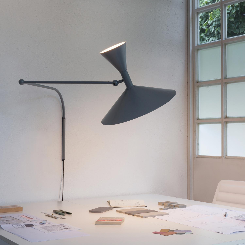 lampada lampe de marseille nemo le corbusier 1949 52
