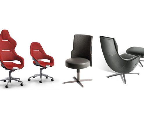 Benefici per la salute delle sedie ergonomiche al lavoro - Vantaggi Sedie - Arredo In Nicitra - Poltrona Frau