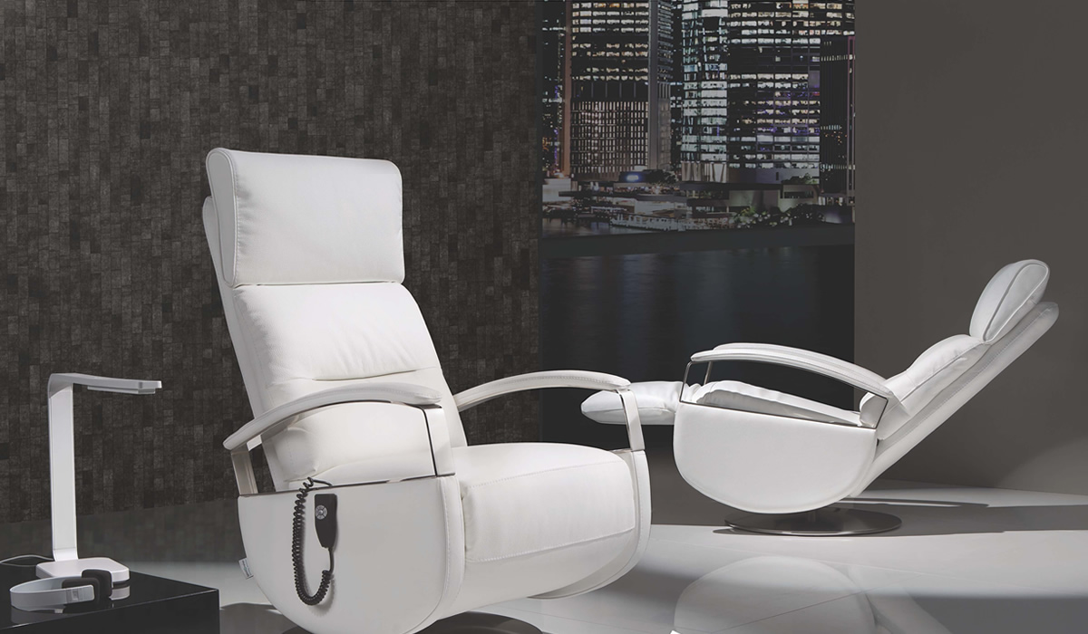 Poltrona relax tokyo spazio relax 100 made in italy - Poltrona relax design ...