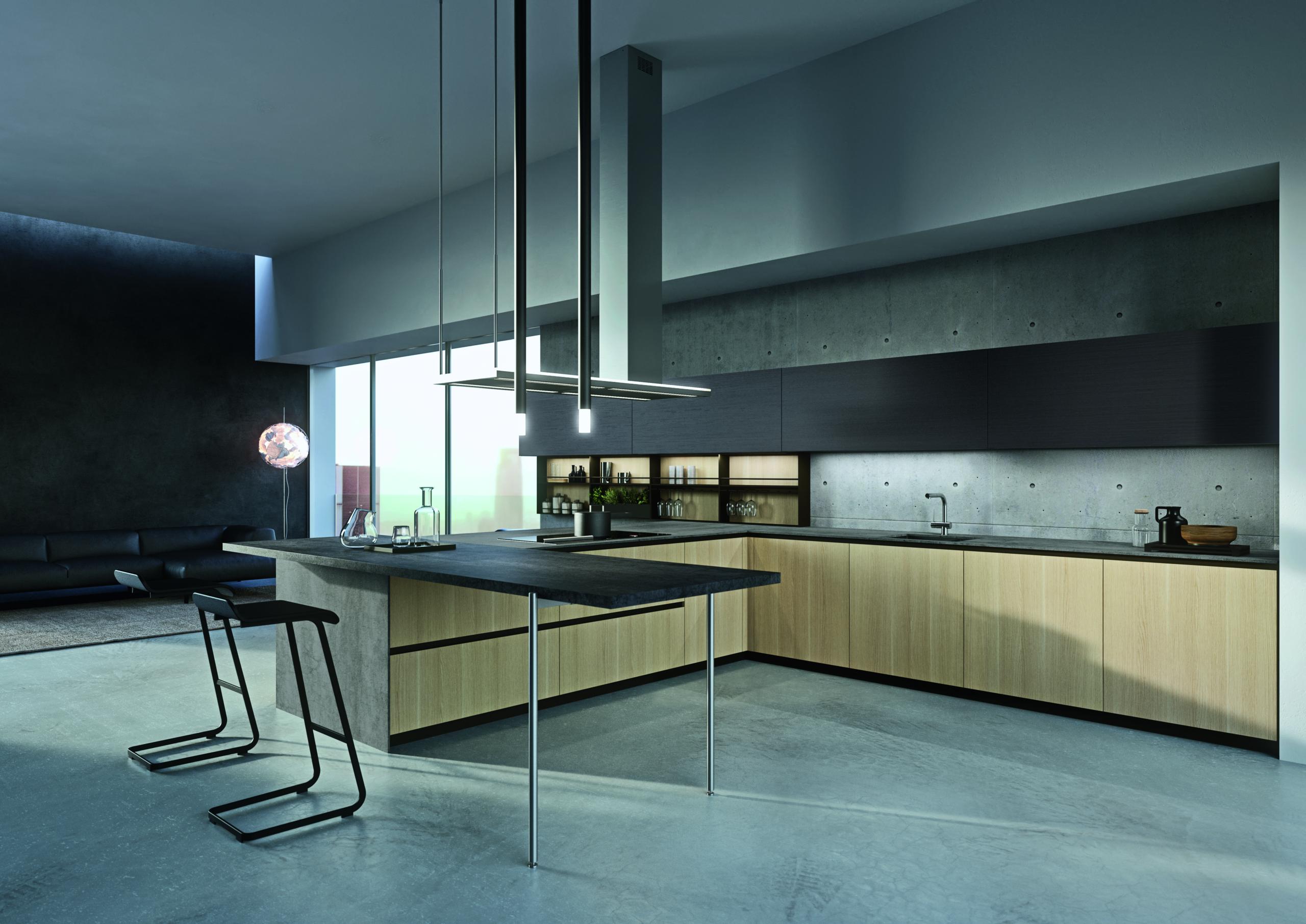 Opinioni Su Arrital Cucine cucina arrital modello ak_project melaminico