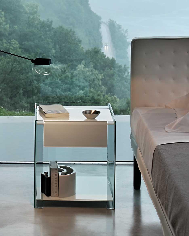 Comodino Milo di Fiam Design Ilaria Marelli - Arredamento & design