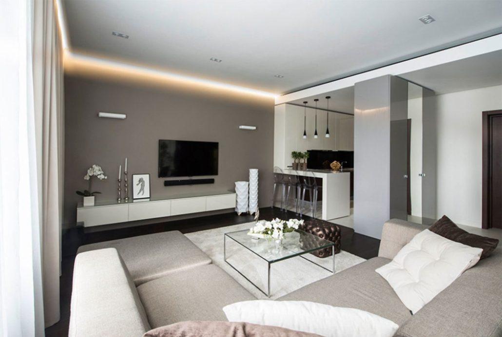Idee arredamento moderno design arredamento moderno idee for Idee arredo soggiorno moderno