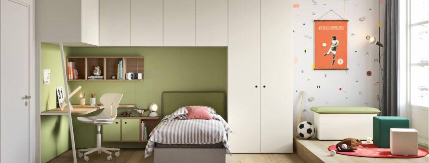 Idee camerette stanze per bambini suggerimenti arredo for Suggerimenti per arredare casa