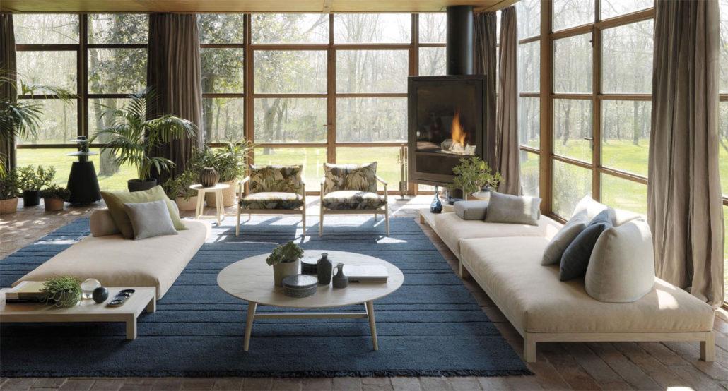 Idee per arredare il salotto moderno suggerimenti per for Design moderno interni
