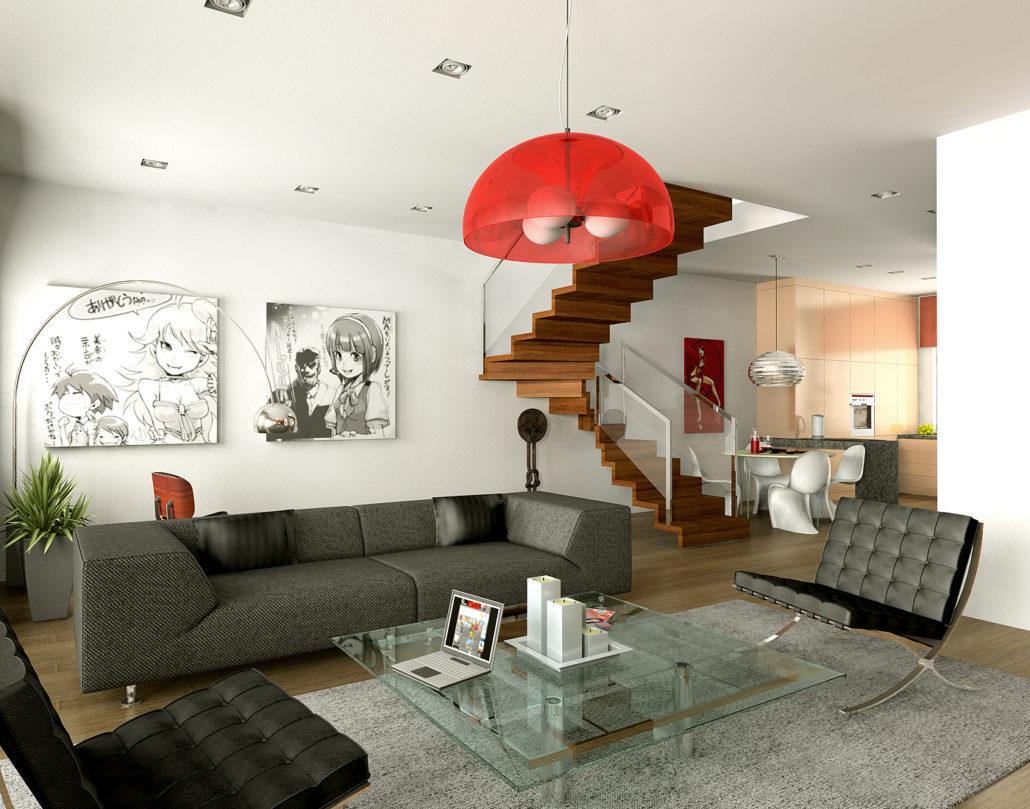 Idee per il Soggiorno: Sfruttare al Massimo la Zona Living Room ...