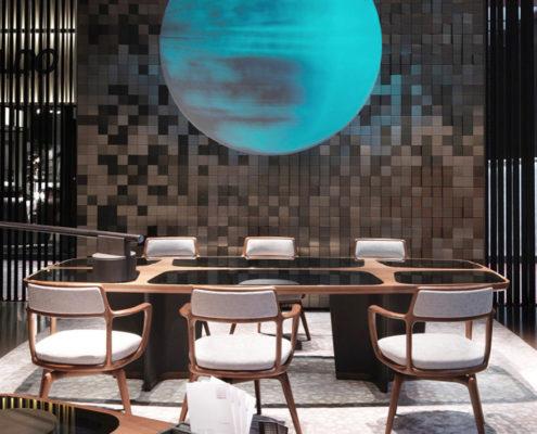 Tavoli Moderni Design - Tendenze Mobili da Pranzo - Arredamento & Design