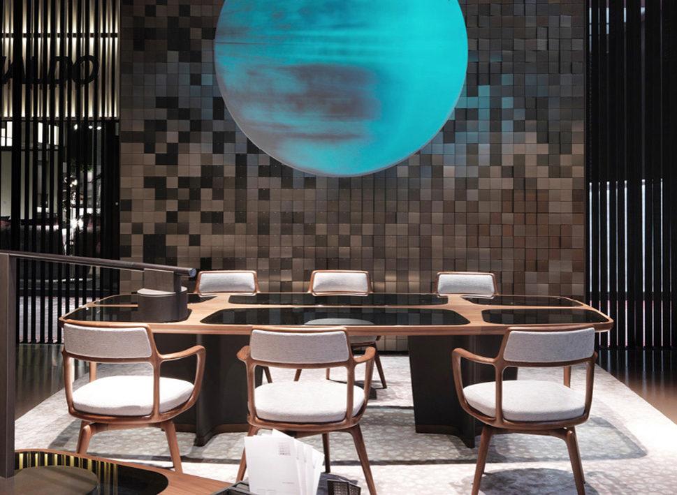 Tavoli moderni design tendenze mobili da pranzo for Mobili sala da pranzo moderni