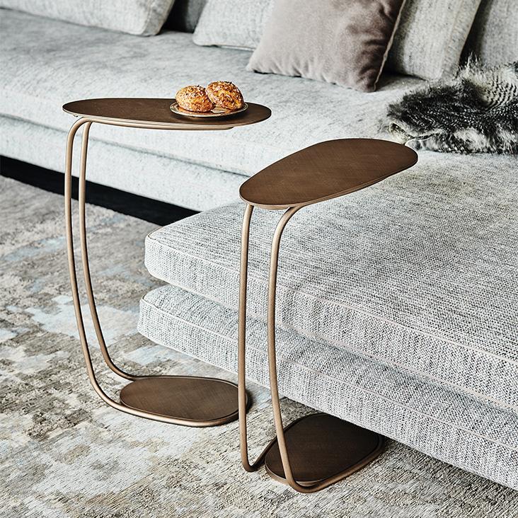 Tavolino Fianco Divano.Tavolino Yago Di Cattelan Design Studio Kronos Arredamento