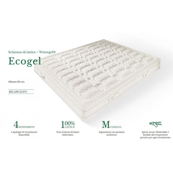 Ecogel Materasso In Schiuma Di Lattice Watergel Di Doimo Arredamento Design